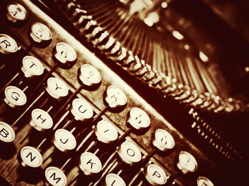 o escritor escreve sempre
