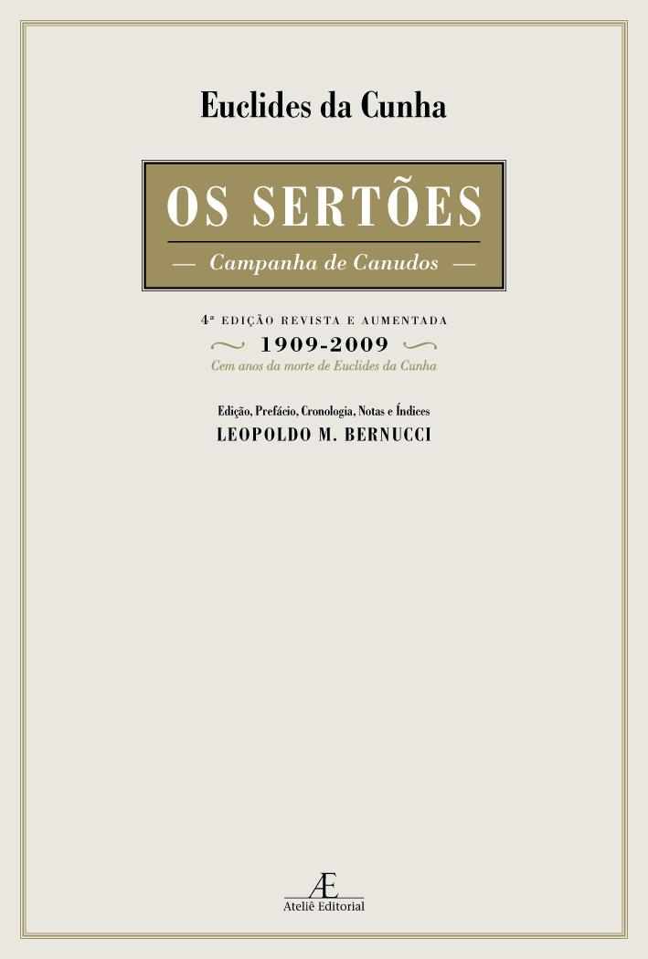 Os Sertoes 10 livros que mudaram minha vida rodrigo gurgel