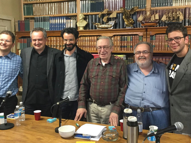 II Encontro de Escritores Brasileiros na Virgínia