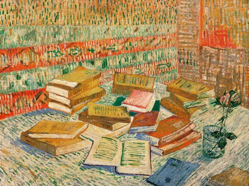 Van Gogh leitor