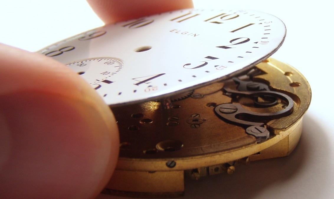 a redescoberta do tempo